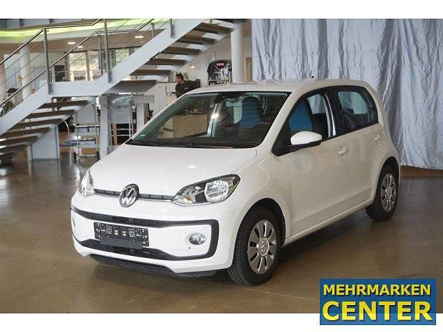 Volkswagen up! - up move 1.0 Klima SHZ Tempomat PDC BT-Freisprech