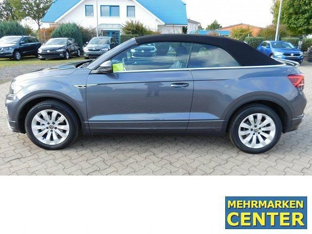 Volkswagen T-Roc Cabriolet - 1.5 R-Line BMT TSI DSG Navi Klima Alu