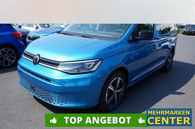 Volkswagen Caddy Maxi - 1.5 TSI DSG Style neues Modell*Navi*