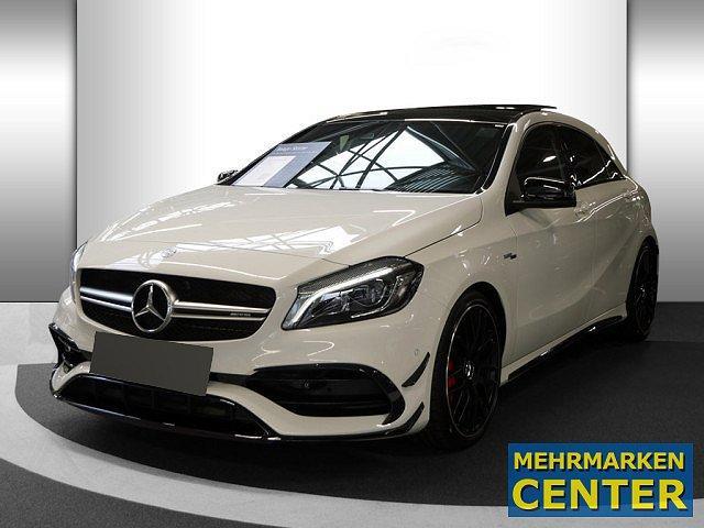 Mercedes-Benz A-Klasse AMG - A 45 4M Aero Perf-AGA Sitze Pano Sound