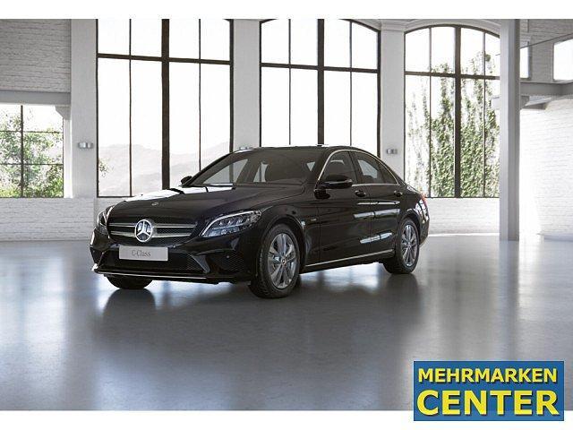 Mercedes-Benz C-Klasse - C 300 e 4M Avantgarde BONUS Pano Distr LED Navi