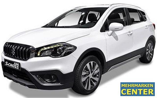 Suzuki SX4 S-Cross - 4x4*LED*Navi*Shzg*Cam*17Zoll*DAB*ACC