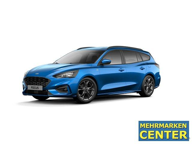 Ford Focus Turnier - 1.5 EcoBlue ST-LINE LED Wi-Pa Allwetter