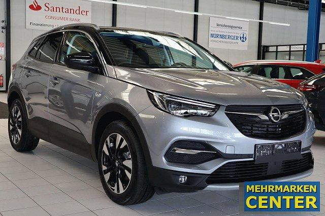 Opel Grandland - X 1.6 START/STOP AUTOMATIK ULTIMATE NAVI LED AGR-SITZ WINTER KAMERA LM18