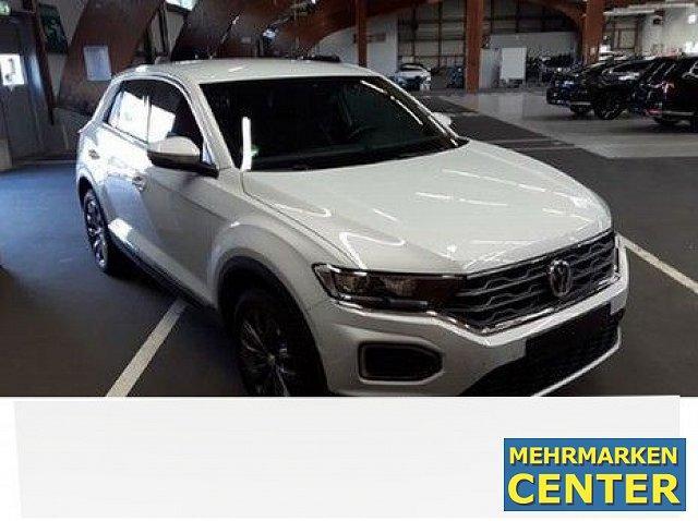 Volkswagen T-Roc - 1.5 TSI DSG Sport ACC LED 17 Zoll Navi DAB