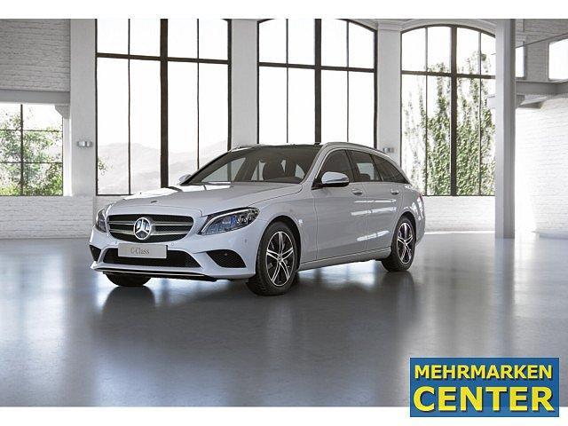 Mercedes-Benz C-Klasse - C 400 4M T Avantgarde AHK Pano Distr LED Navi SH