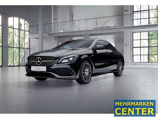 Mercedes-Benz CLA-Klasse - CLA 180 AMG Sport Night LED Navi SHZ Einparkh. P