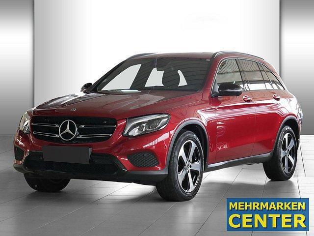 Mercedes-Benz GLC - 220 d 4M Exclusive Night LED Navi Kamera Spu