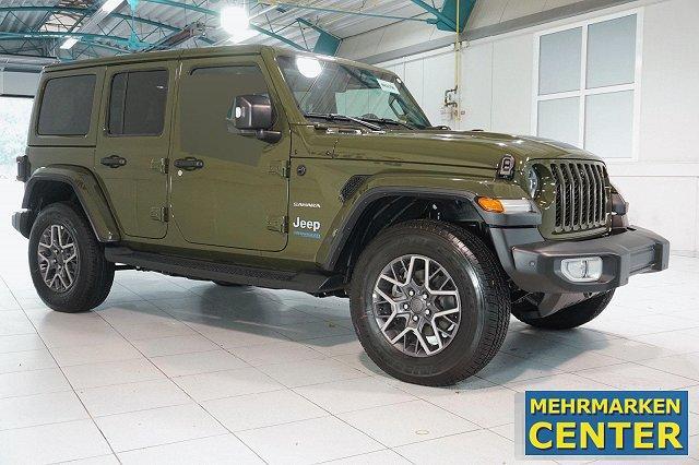 Jeep Wrangler - JL PLUG-IN HYBRID 4XE SAHARA MJ21