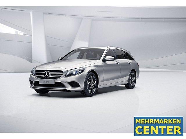 Mercedes-Benz C-Klasse - C 220 d 4M T Avantgarde Standhz. LED Navi Kamera