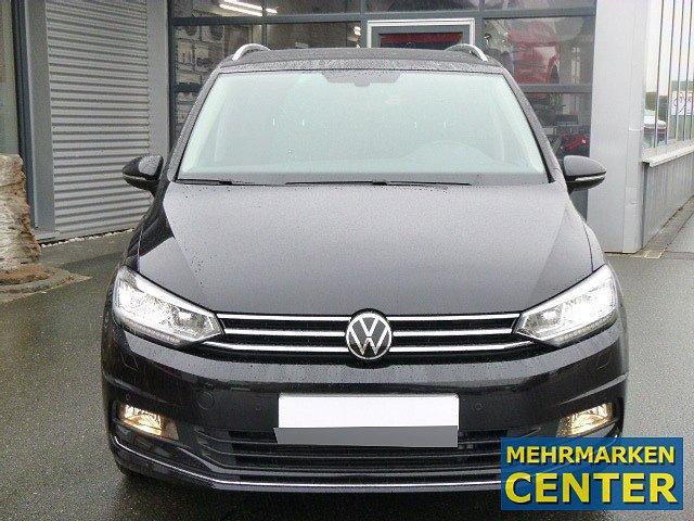 Volkswagen Touran - Highline TSI DSG +17 ZOLL+ACC+NAVI+PDC