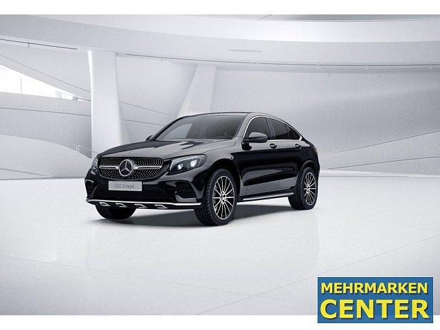 Mercedes-Benz GLC - 350 d 4M Coupé AMG Sport Burm AHK Abstandste