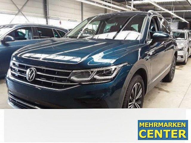 Volkswagen Tiguan - 2.0 TDI 4M DSG Elegance AHK/Navi/Matrix