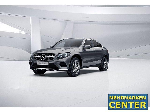 Mercedes-Benz GLC - 250 4M Coupé AMG Sport Burm LED Navi SHD 360