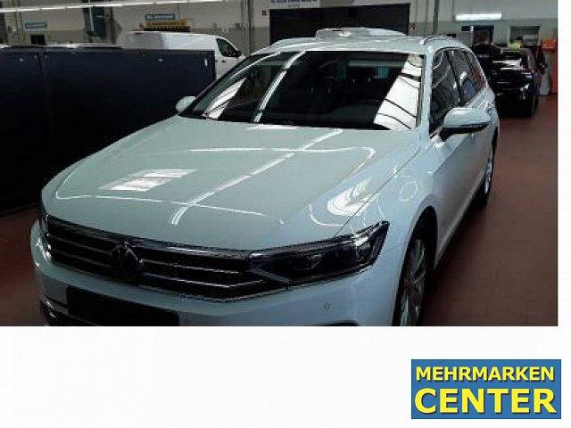 Volkswagen Passat Variant - 2.0 TDI DSG Elegance Matrix/AHK/ACC
