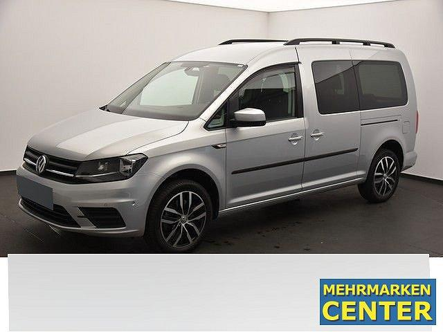 Volkswagen Caddy Maxi - Kombi LR 1.4 TSI Trendline lang/Tempo/Navi/Sitzhzg/AHK