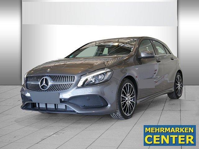 Mercedes-Benz A-Klasse - A 180 AMG Sport LED Navi SHZ Einparkh. Parkassis