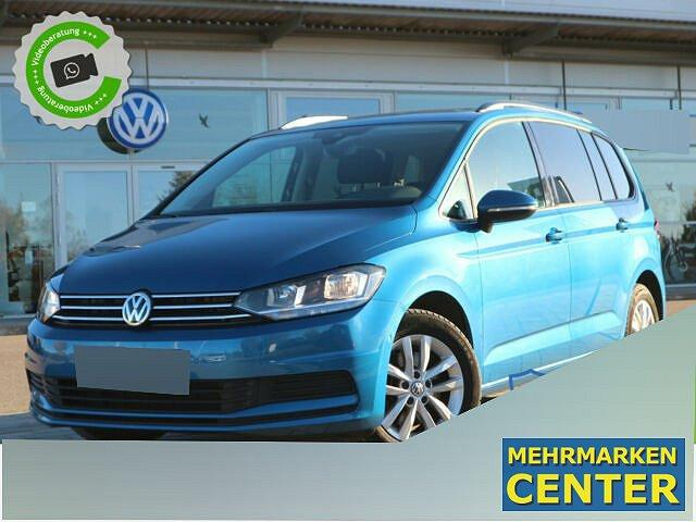 Volkswagen Touran - 1.4 TSI DSG COMFORTLINE NAVI+AHK+KAMERA+B