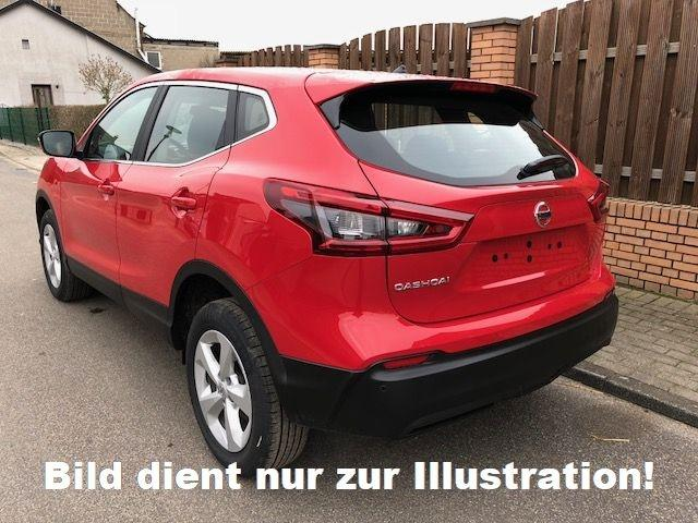 Nissan Qashqai - DIG-T 160 PS N-CONNECTA S&S