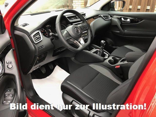 Nissan Qashqai 1.7D S&S 7AT 4WD LED T.Leder/e.sitz P.dach Navi