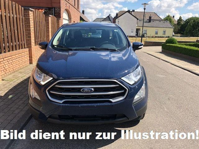 Ford EcoSport - 1.0 Eco 125PS Titanium 5-J.Gar SYNC3, Alu16 Winter