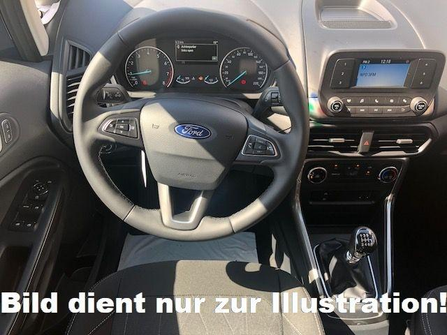 Ford EcoSport 1.0 EcoBoost 125 PS NAVI EDITION S&S FWD AUTOMATIK