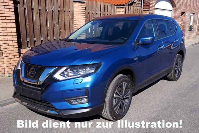 Nissan X-Trail - 2.0 D 4WD AT FL Leder e.Sitze LED Navi S.Hzg P.As