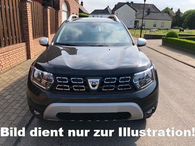 Dacia Duster - Blue dCi115 S&S 4WD Navi R.Cam P.Sens Alu16 Privac