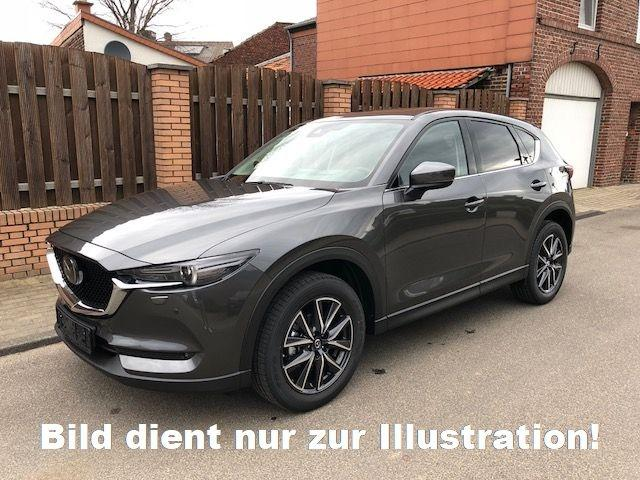 Mazda CX-5 - 2.2 D 184 4WD AT NAVI TECHNIK LEDER PANO 19