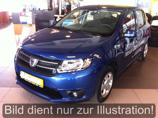 Bestellfahrzeug, konfigurierbar Dacia Sandero - ECO-G 100 Stepway Plus