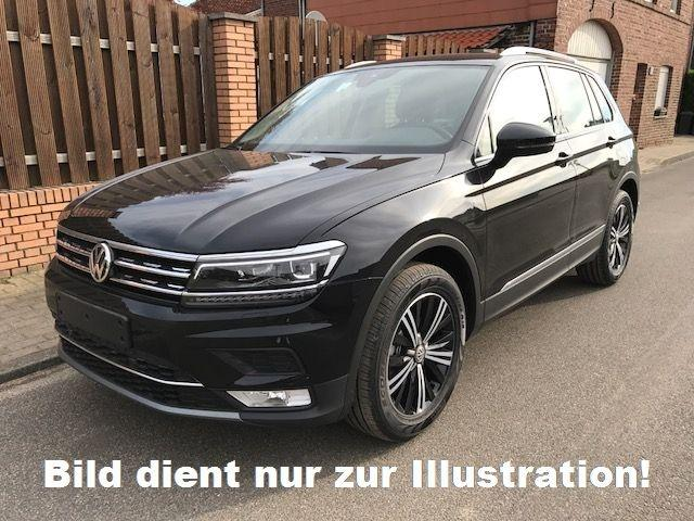 vw tiguan jahreswagen automatik benzin 2017 modifizierte. Black Bedroom Furniture Sets. Home Design Ideas