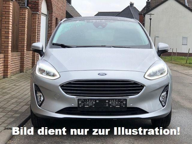 Ford Fiesta - 1.1 85 PS TITANIUM