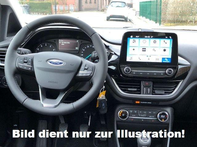 Ford Fiesta 1.1 85 PS TREND