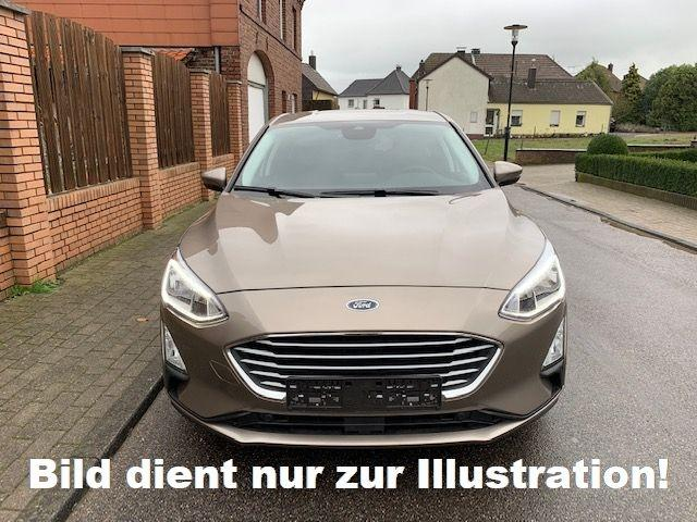 Ford Focus - 1.5 Eco ST-Line 5-J.Gar Navi Alu17 Winterp Key