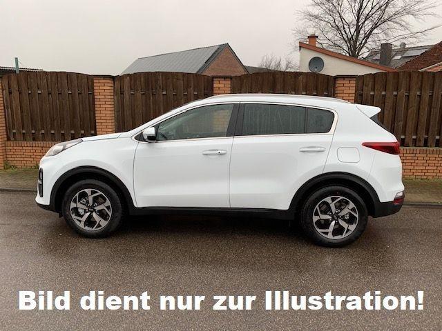 Kia Sportage - 1.6 T NAVI PANO KEYLESS SCHWARZ Lager