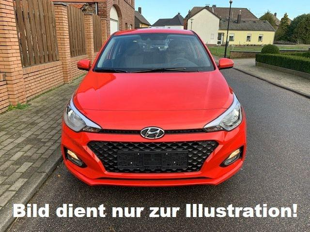 """Lagerfahrzeug Hyundai i20 - 1.2 FL Klima Radio 5"""" BT NSW"""