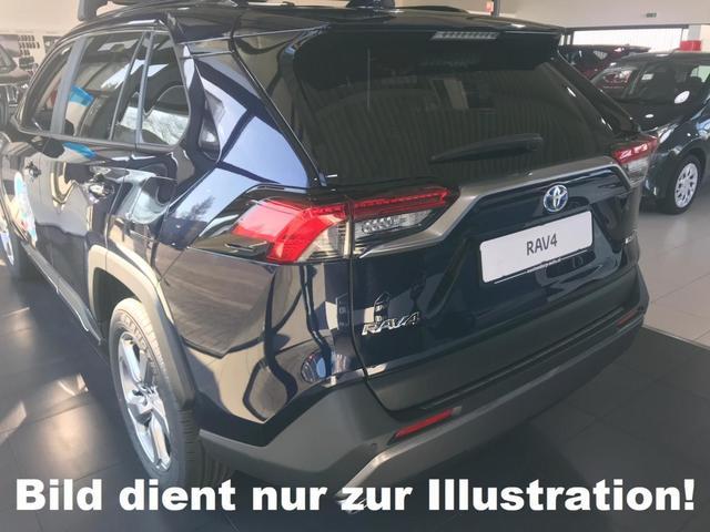 Toyota RAV4 - 2.0 LUXURY 2WD S&S Automatik - Bestellfahrzeug frei konfigurierbar