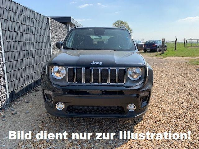 Jeep Renegade - 1.3 S&S 6AT Limited Navi 8Zoll S.Hzg Klimaaut