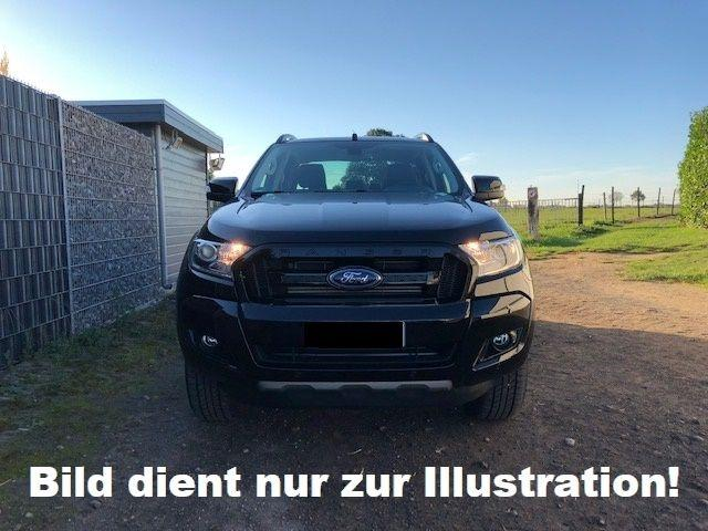 Ford Ranger - 2.0 TDCI 170 AT Limited Doppelkabine Navi Leder