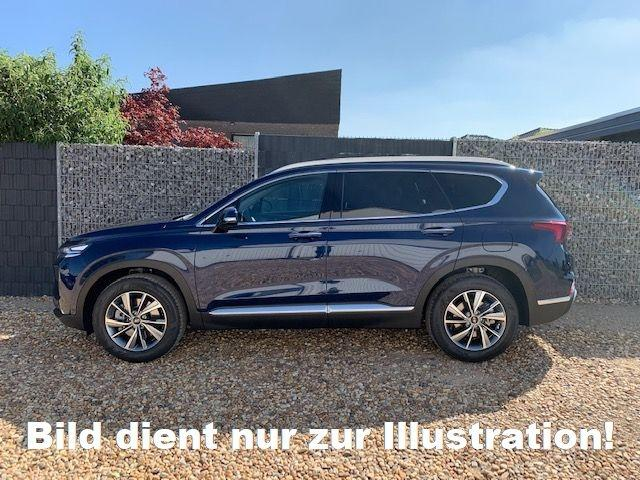 Hyundai Santa Fe - 2.0 CRDI FEEL 185 4WD AT