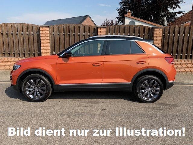Volkswagen T-Roc - 1.5 TSI Style Navi Winterp Klimaauto ACC Alu16 BT - Vorlauffahrzeug kurzfristig verfügbar