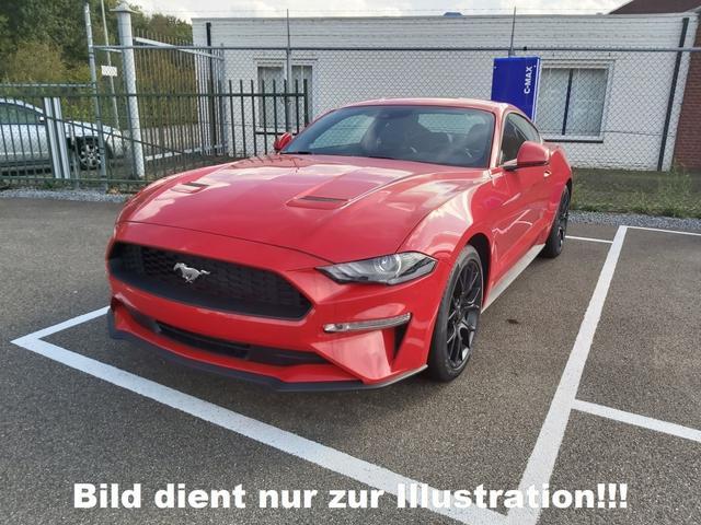 Ford Mustang 2.3 EcoBoost Fastback BlackPack SOFORT Schwarz