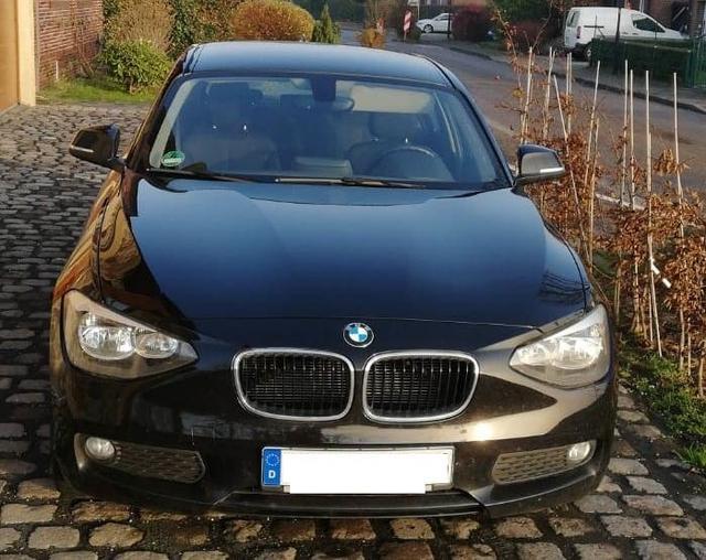 Lagerfahrzeug BMW 1er - 1.6 Radio PDC SHZ Alu