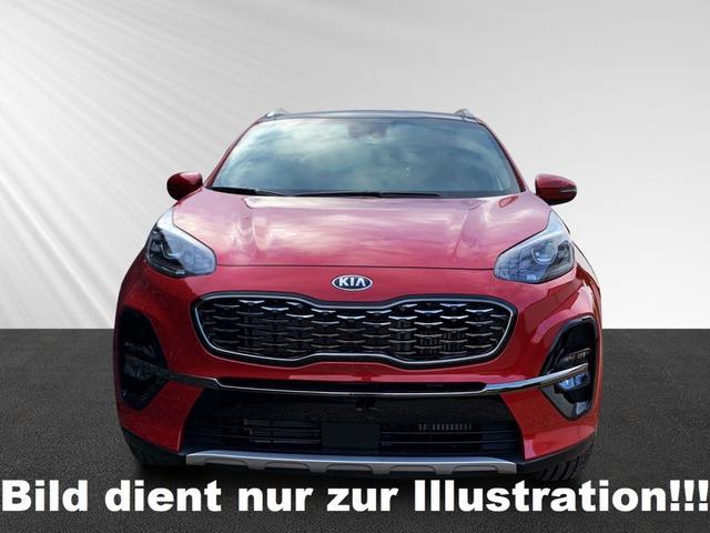 "Bestellfahrzeug, konfigurierbar Kia Sportage - 1.6 CRDi MHEV GT Line LED PANO NAVI8"""