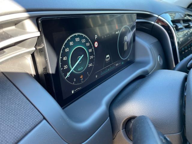 "Lagerfahrzeug Hyundai Tucson - 1.6 T 48V LAGER DCT Navi Keyless LED SHZ 17"""