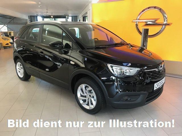 Bestellfahrzeug, konfigurierbar Opel Crossland - MY21 1.2 Turbo Edition 110 PS S&S