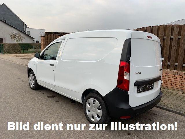 Bestellfahrzeug, konfigurierbar Dacia Dokker - Blue dCi 95 Work Edition
