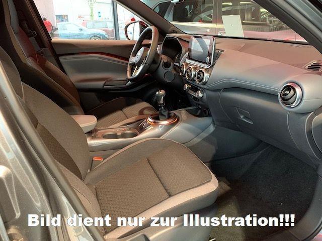 Bestellfahrzeug, konfigurierbar Nissan Juke - 1.0 T Acenta Apple/Android LED Klimaaut Alu17