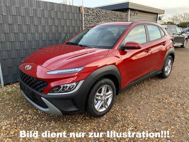 Lagerfahrzeug Hyundai Kona - Elektro Premium Full Leder/e.Sitze S.Dach Navi