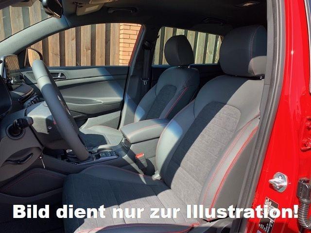 Lagerfahrzeug Hyundai Tucson - 1.6 D-136 7AT 4WD N-Line LED Leder Navi P.Dach Alu